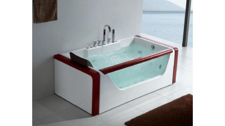 Гидромассажная ванна D-8176