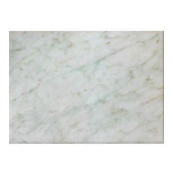 Белый-зеленый мрамор М003