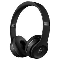 Наушники Bluetooth Beats Beats Solo3 Wireless On-Ear Black (MP582ZE/A)
